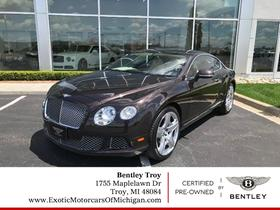 2012 Bentley Continental GT:17 car images available