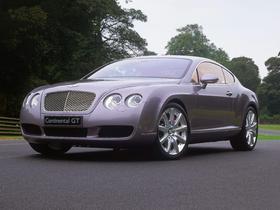 2007 Bentley Continental GT : Car has generic photo