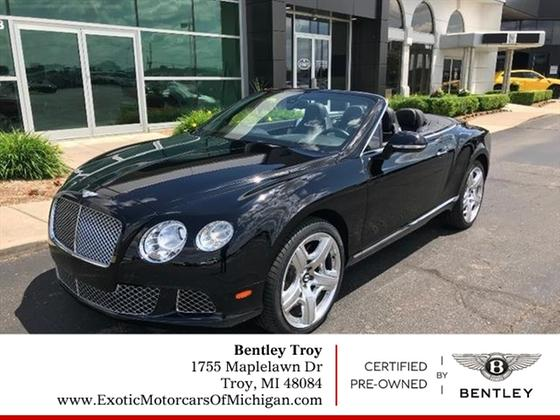 2013 Bentley Continental GT:20 car images available