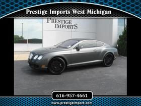 2004 Bentley Continental GT:23 car images available