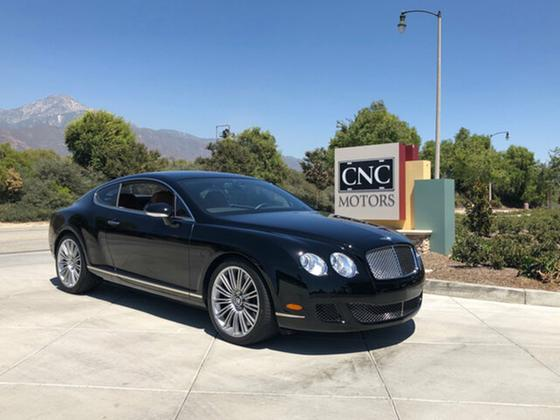 2008 Bentley Continental GT:9 car images available