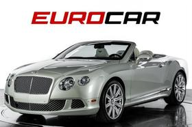 2013 Bentley Continental GT:24 car images available