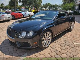 2014 Bentley Continental GT:8 car images available