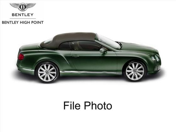2008 Bentley Continental GT : Car has generic photo