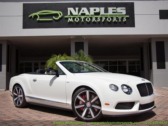 2014 Bentley Continental GT:17 car images available
