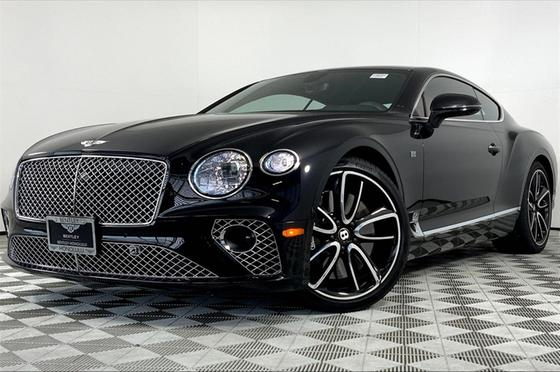 2020 Bentley Continental GT:11 car images available
