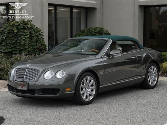 2008 Bentley Continental GT:16 car images available