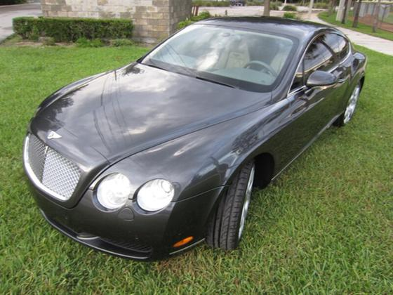 2007 Bentley Continental GT:18 car images available