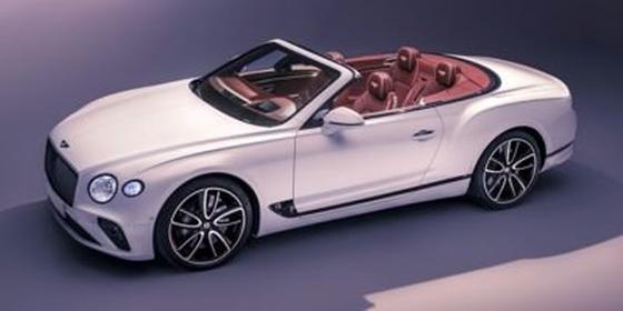 2020 Bentley Continental GT : Car has generic photo