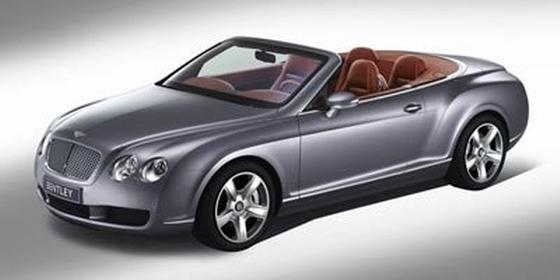 2008 Bentley Continental GT : Car has generic photo