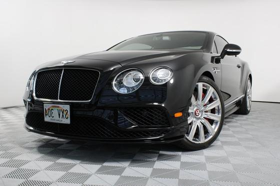 2016 Bentley Continental GT:20 car images available