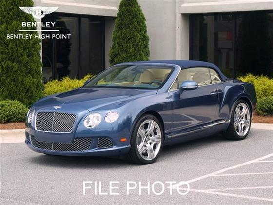 2012 Bentley Continental GT:2 car images available