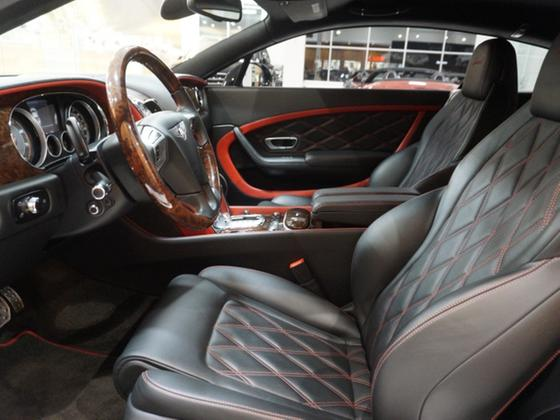 2015 Bentley Continental GT