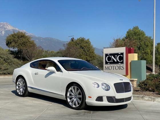 2012 Bentley Continental GT:10 car images available