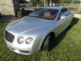 2005 Bentley Continental GT:18 car images available
