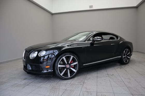2014 Bentley Continental GT:18 car images available