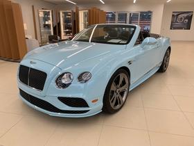 2016 Bentley Continental GT:13 car images available