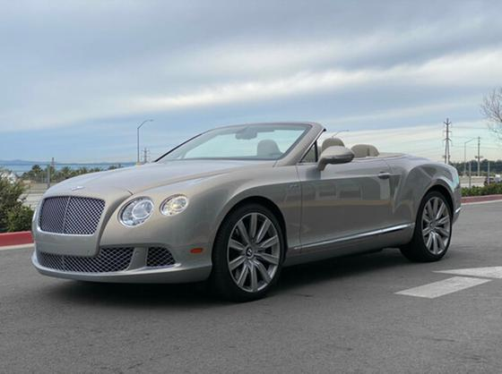 2013 Bentley Continental GT:18 car images available
