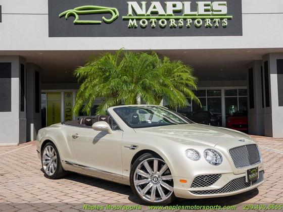 2018 Bentley Continental GT:24 car images available