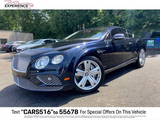 2016 Bentley Continental GT:19 car images available