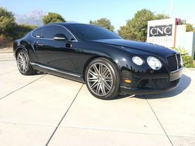 2012 Bentley Continental GT:22 car images available
