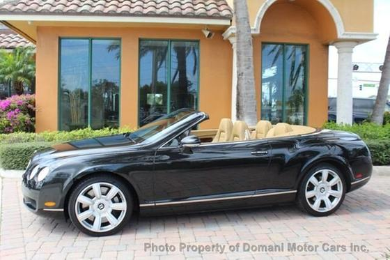 2007 Bentley Continental GT:24 car images available