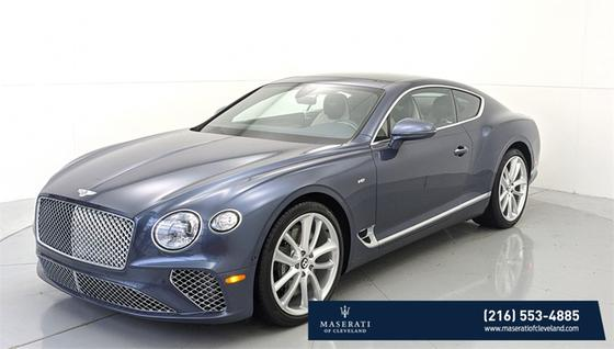 2021 Bentley Continental GT:24 car images available
