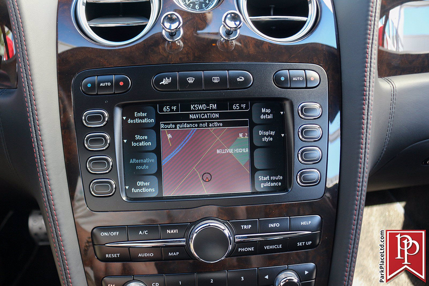 2008 Bentley Continental GT