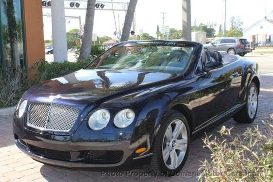 2007 Bentley Continental GT:23 car images available