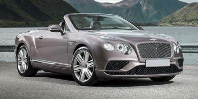 2016 Bentley Continental GT : Car has generic photo