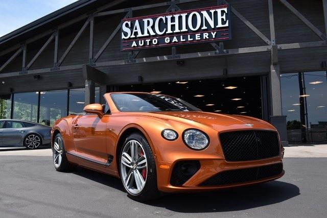 2020 Bentley Continental GT:24 car images available