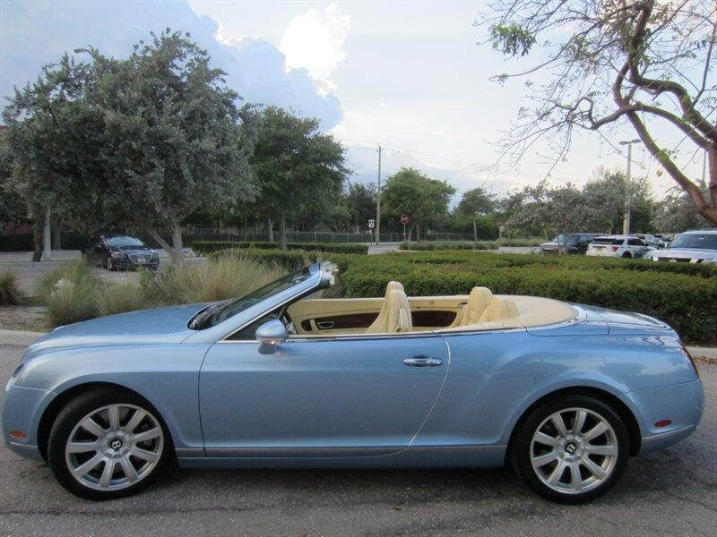 2008 Bentley Continental GT:22 car images available