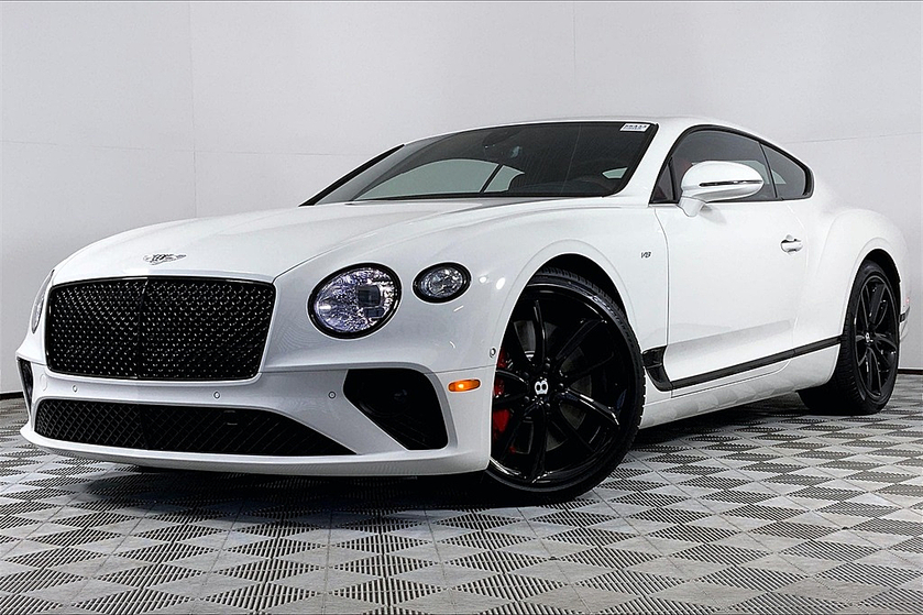 2021 Bentley Continental GT:11 car images available
