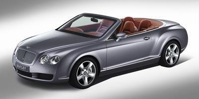 2009 Bentley Continental GT : Car has generic photo
