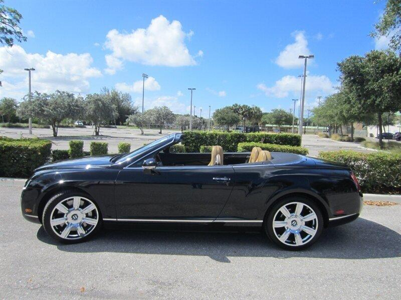 2007 Bentley Continental GT:19 car images available