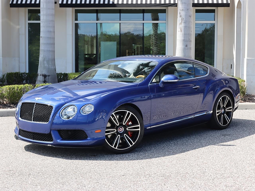 2015 Bentley Continental GT:24 car images available