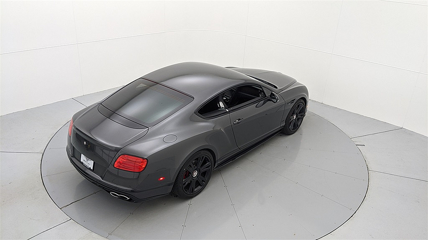 2017 Bentley Continental GT