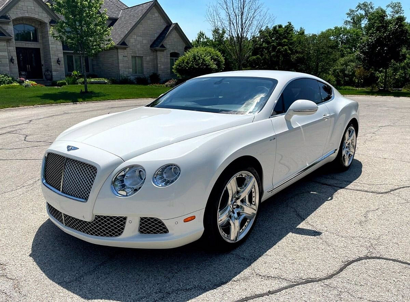 2012 Bentley Continental GT:6 car images available