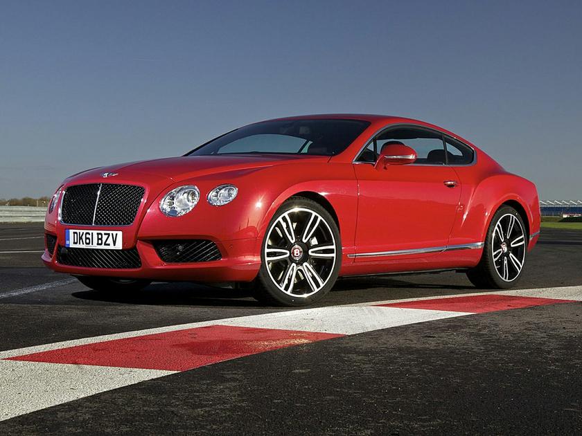 2014 Bentley Continental GT : Car has generic photo