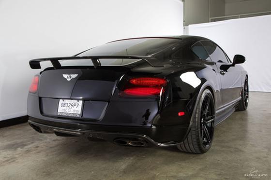 2015 Bentley Continental GT3 R