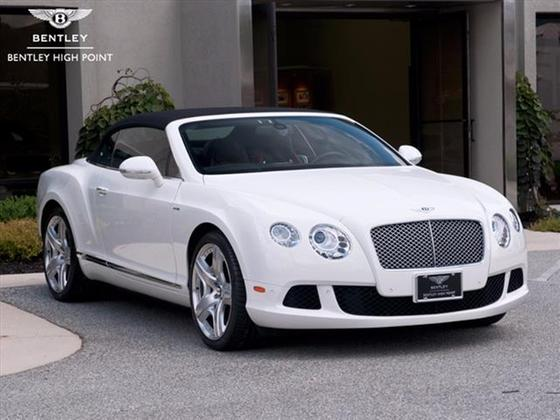 2014 Bentley Continental GTC Mulliner:12 car images available