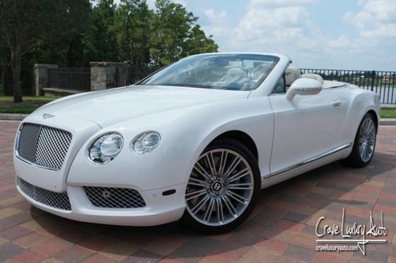 2014 Bentley Continental GTC Mulliner:24 car images available
