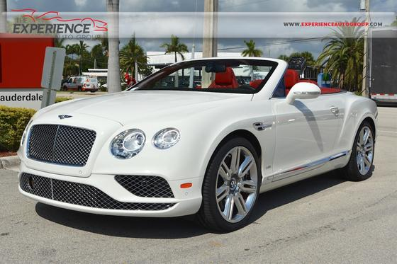 2016 Bentley Continental GTC Mulliner:24 car images available