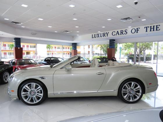 2017 Bentley Continental GTC Mulliner:24 car images available