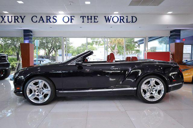 2012 Bentley Continental GTC Mulliner:24 car images available