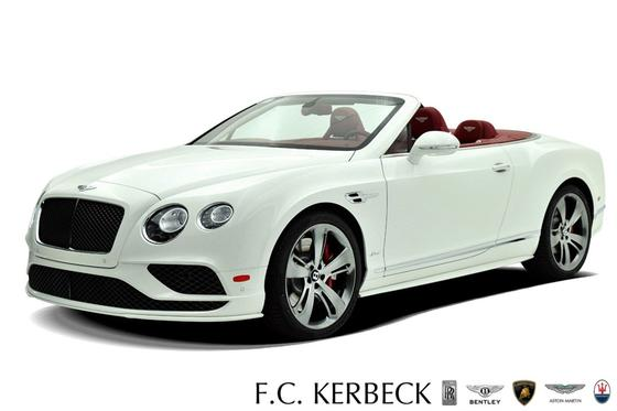 2017 Bentley Continental GTC Speed:24 car images available