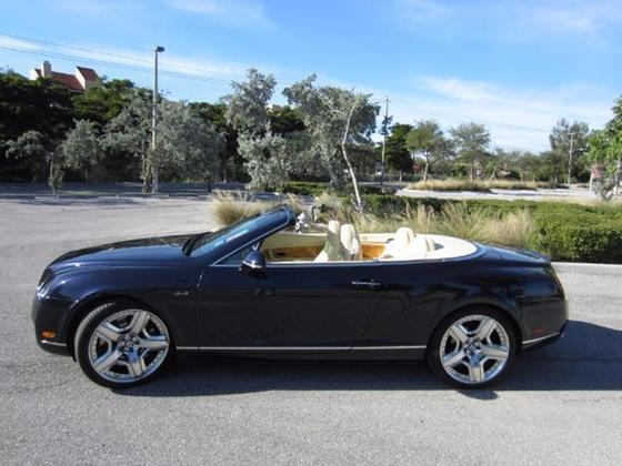 2010 Bentley Continental GTC Speed:23 car images available