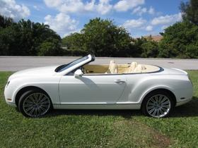 2010 Bentley Continental GTC Speed:24 car images available