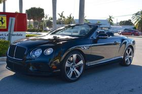 2016 Bentley Continental GTC Speed:21 car images available