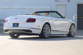 2016 Bentley Continental GTC Speed